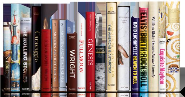 books taschen